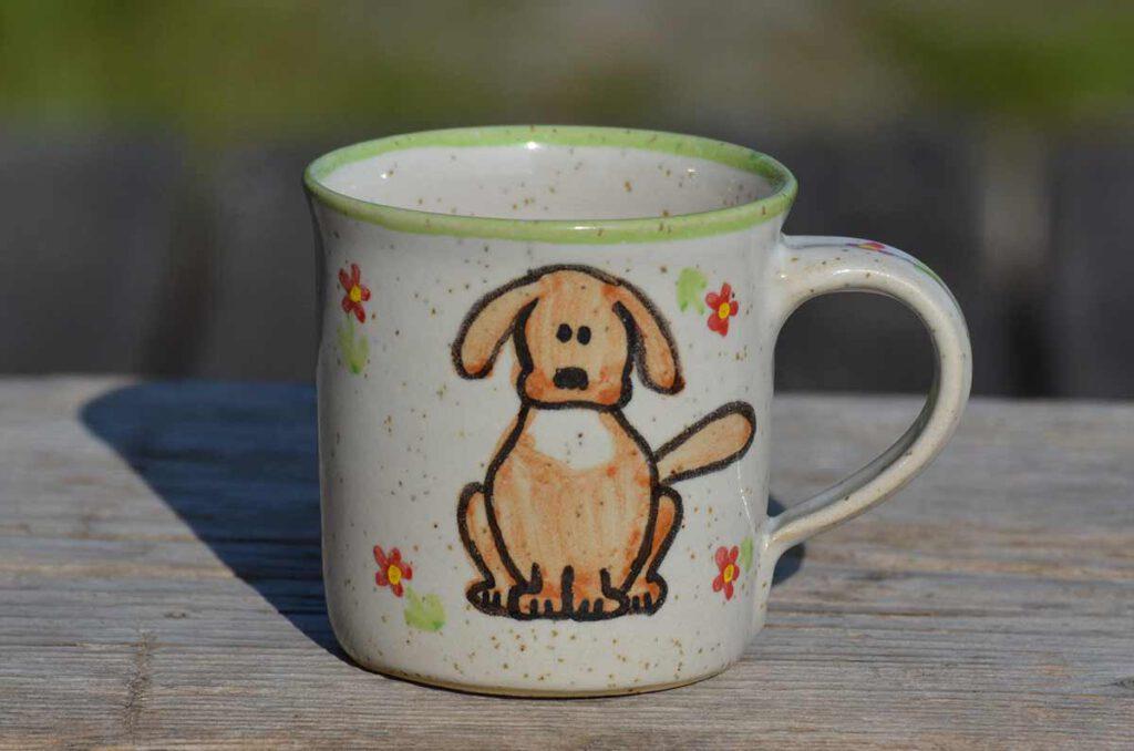 Tasse Hund