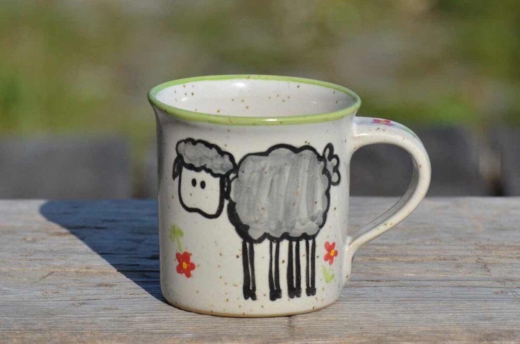 Tasse Schaf